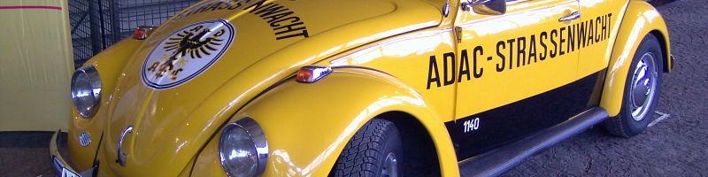 ADAC pierwszy pojazd pomocy drogowej